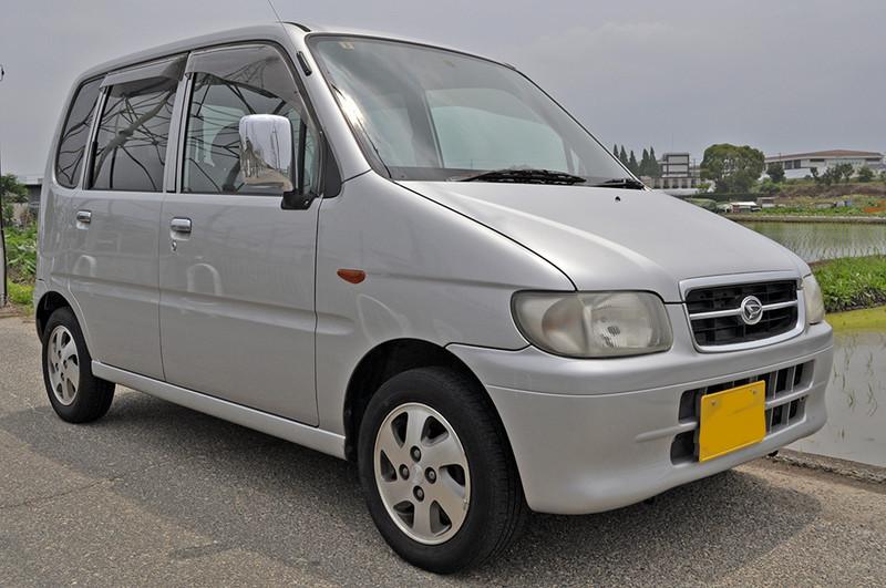 廃車高価買取、車検切れで高価買取された車.ダイハツ ムーブ L900S