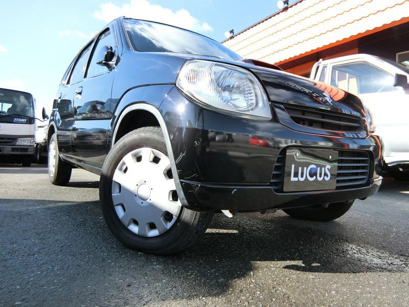 廃車高価買取、車検切れで高価買取された車.スズキ KEI HN22S