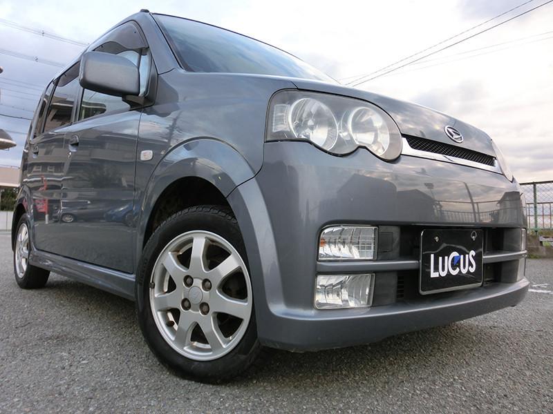廃車高価買取、車検切れで高価買取された車.ダイハツ ムーブターボ L150S