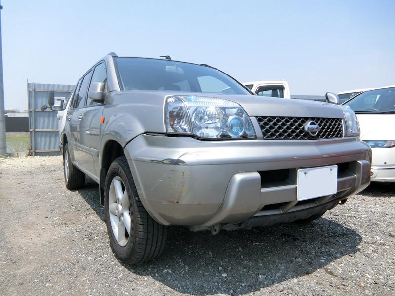 廃車高価買取、車検切れで高価買取された車.日産 エクストレール