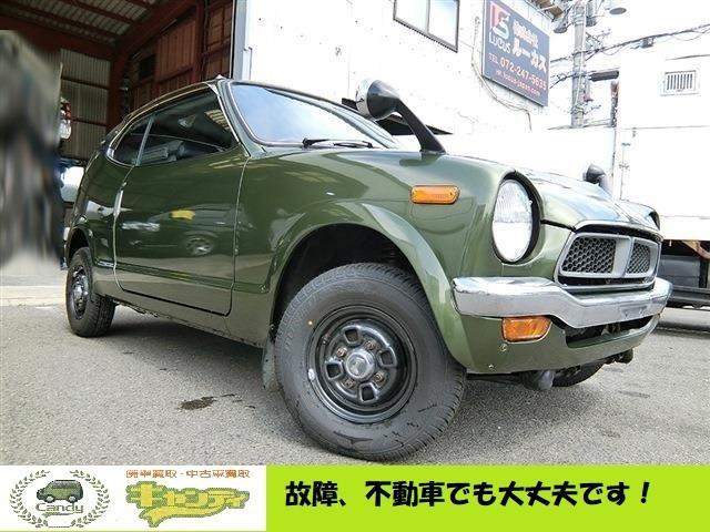 廃車高価買取、車検切れで高価買取された車.ホンダ Z