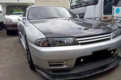 廃車高価買取、車検切れで高価買取された車.日産 スカイラインGT-R BNR32