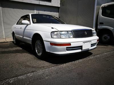 廃車高価買取、車検切れで高価買取された車.トヨタ クラウン JZS141