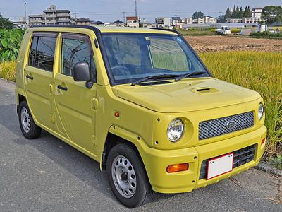 廃車高価買取、車検切れで高価買取された車.ダイハツ ネイキッドターボ L750S