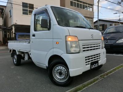廃車高価買取、車検切れで高価買取された車.マツダ スクラムトラック DG63T