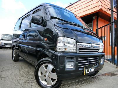 廃車高価買取、車検切れで高価買取された車.スズキ エブリーワゴンターボ DA62W