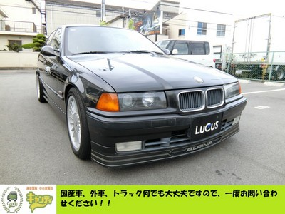 廃車高価買取、車検切れで高価買取された車.BMWアルピナ アルピナB3